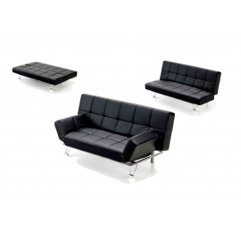 Sofá cama modelo Polo, sistema apertura Click-Clack